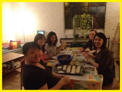 dumpling night!